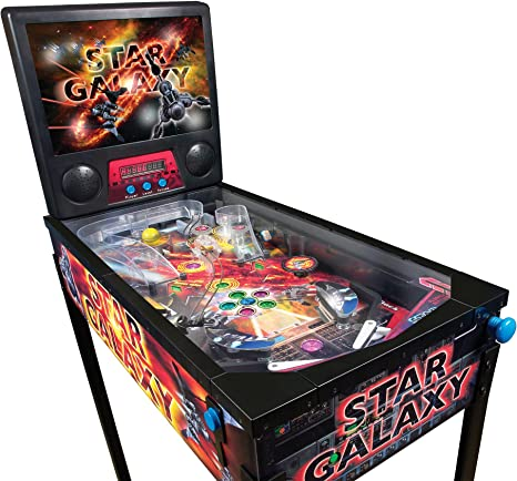 Mightymast Pinball - Juego de Mesa (Spinning), Color Negro: Amazon ...