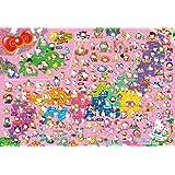 1000ピース ジグソーパズル ハローキティ ご当地キティ日本地図 (49x72cm)