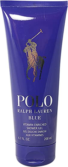 Ralph Lauren (public) Polo Blue Shower Gel 200 ml gel de ducha ...