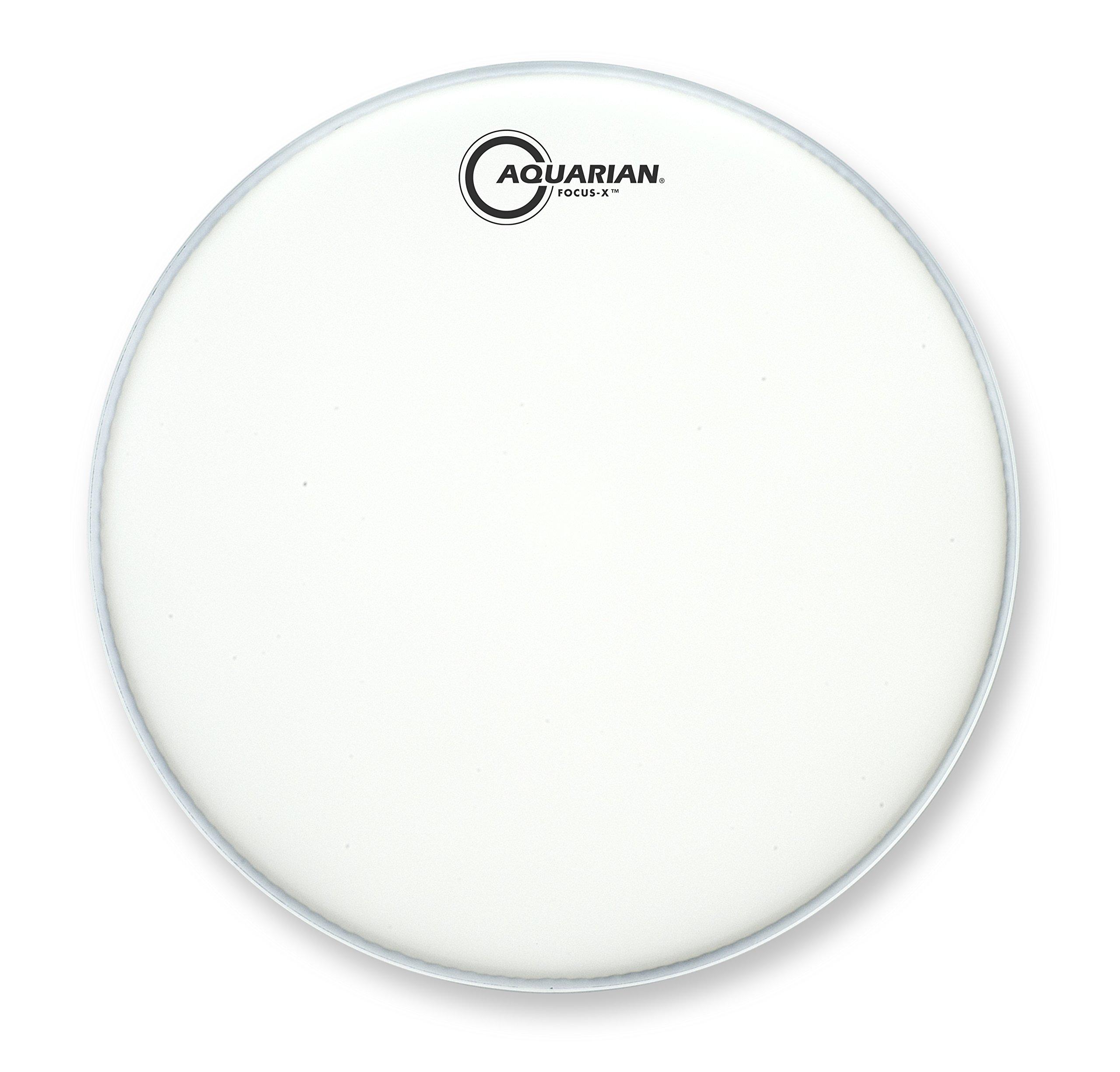 Aquarian Drumheads TCFX12 Coated Focus-X 12-inch Tom Tom/Snare Drum Head