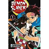 Demon slayer. Kimetsu no yaiba: 1