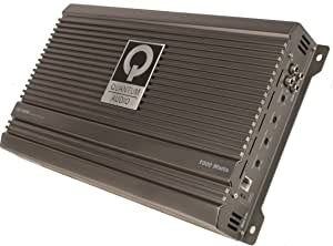 Quantum QB1000D Beta Series 2 Ohm Mono Amplifier