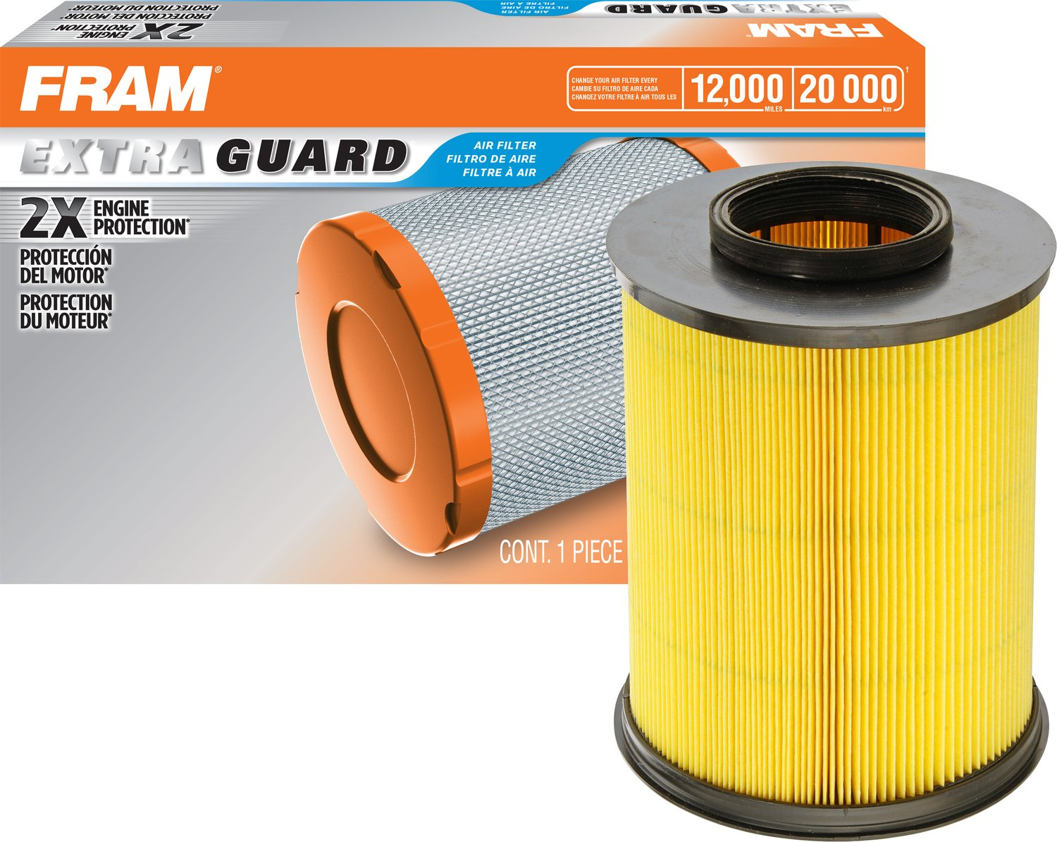 FRAM CA11114 Radial Seal Air Filter