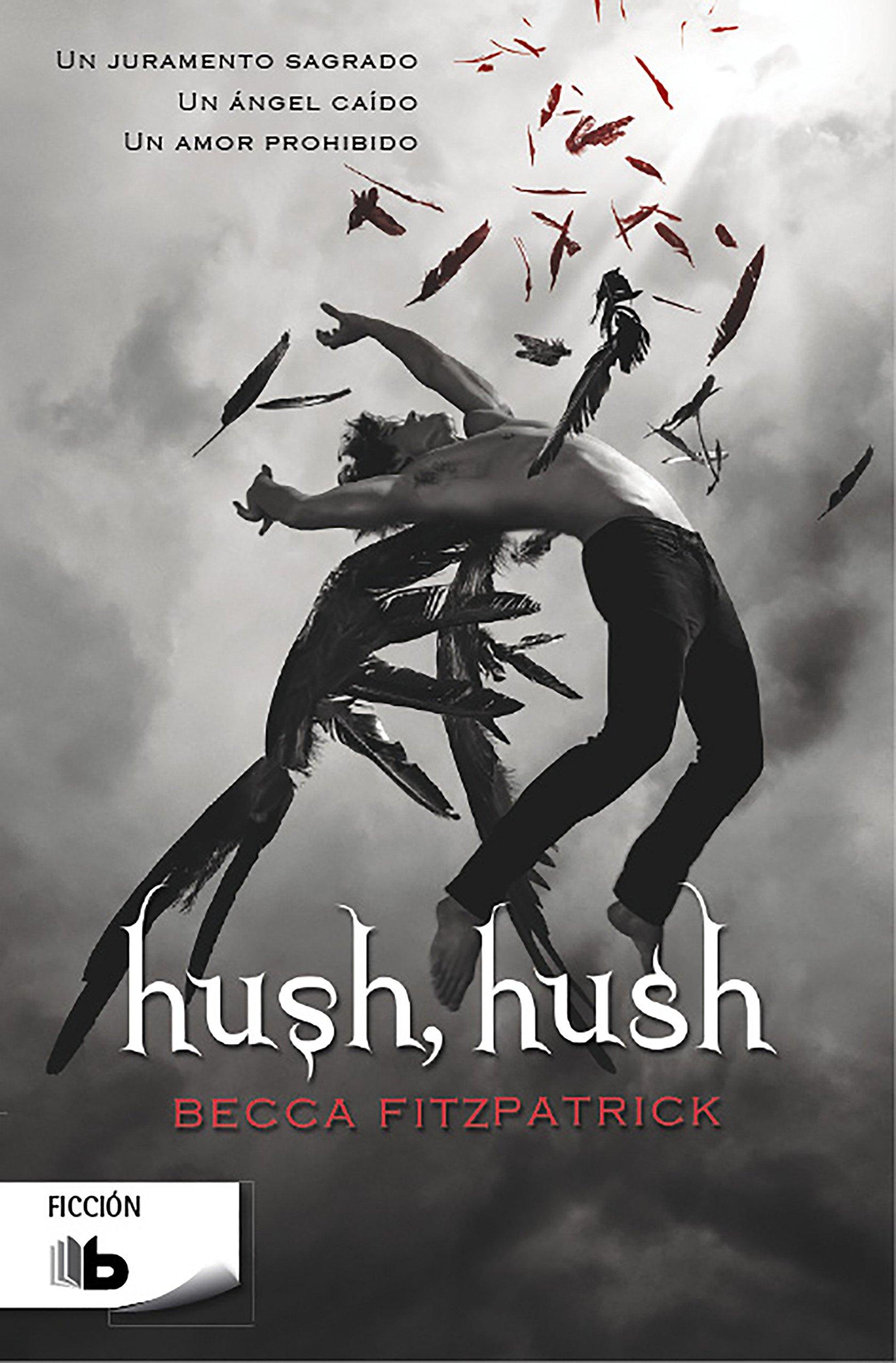 hush hush saga