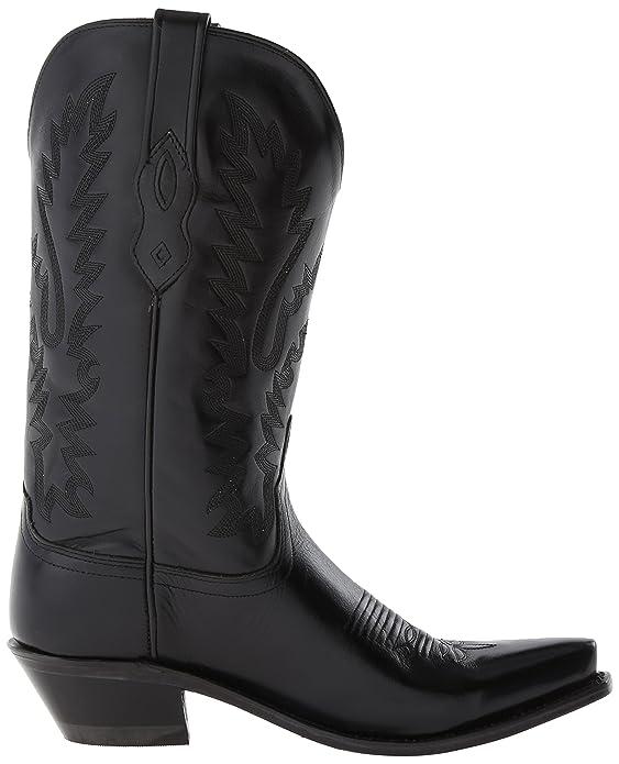 5ac2e99fe07 Old West Boots Women's LF1510 Black 9 B US
