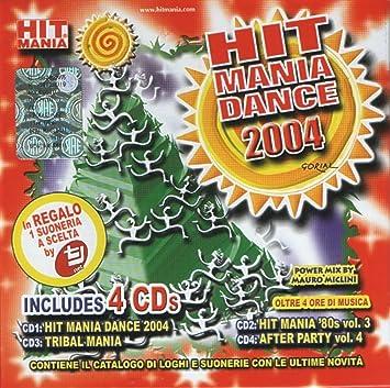 hit mania dance 2002 brani