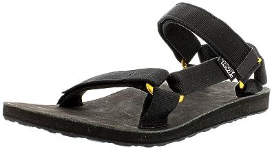 Teva Men's Original Universal Lux Sandal, Black, ...