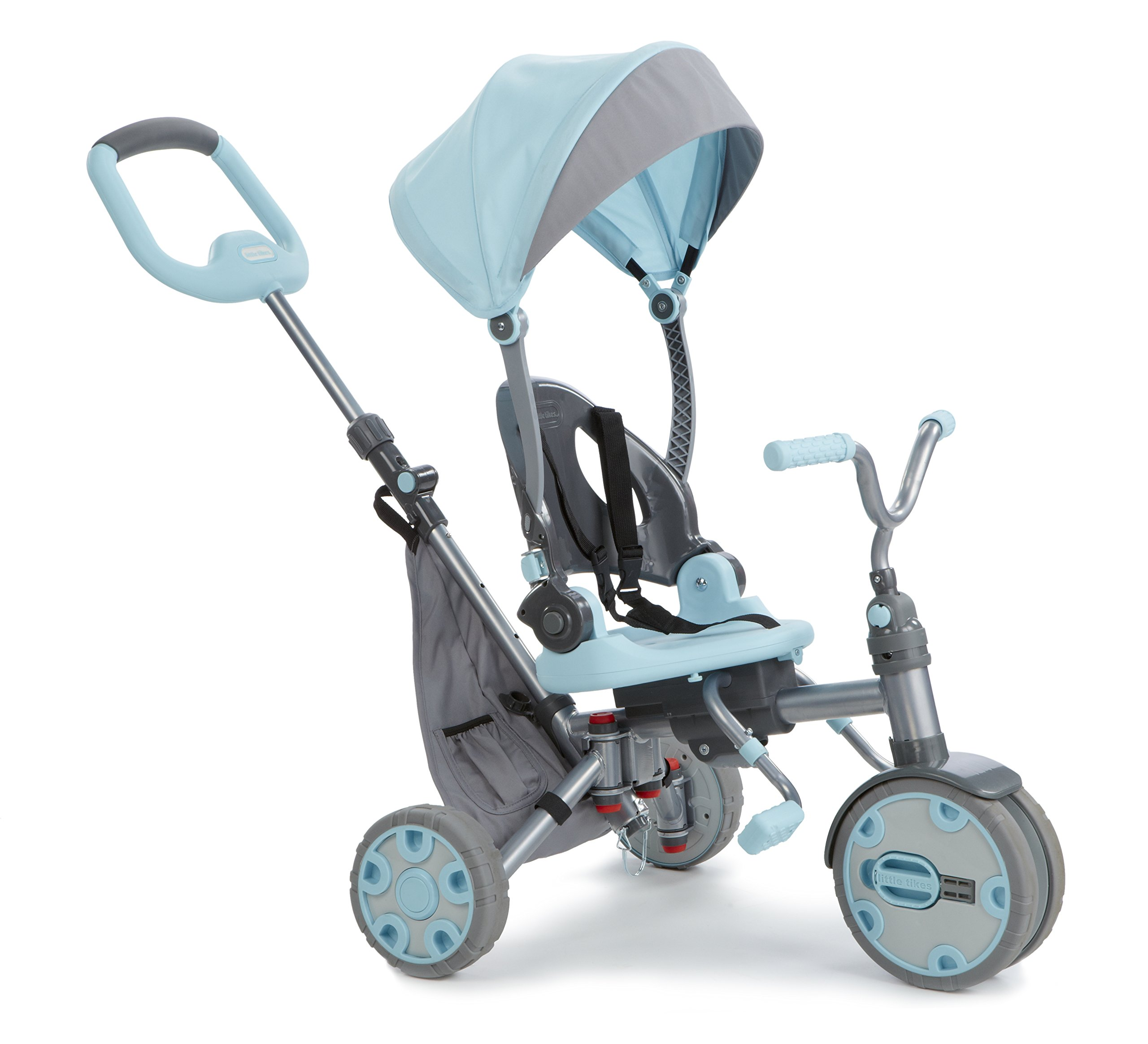 Little Tikes Fold 'N Go 5-in-1 Trike – Sky Blue by Little Tikes