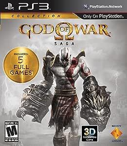 God of War Saga - Ps3