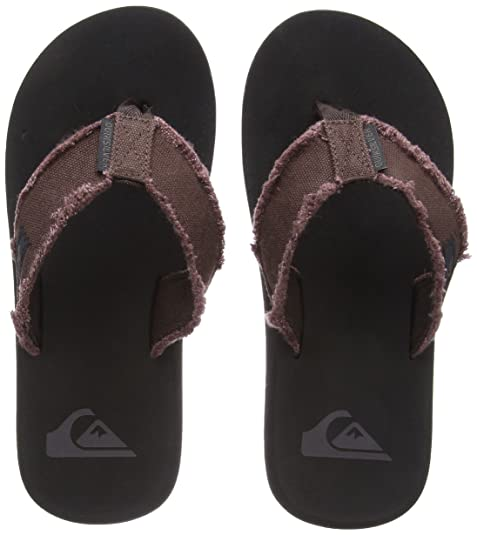 fe54c8e65bf5ea Quiksilver Monkey Abyss - Sandals - Men - EU 39 - Brown