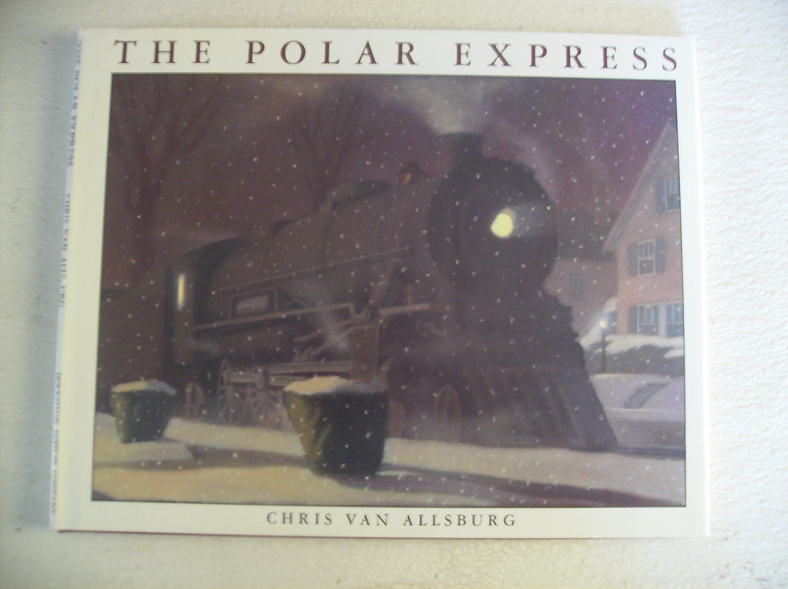 Polar Express Allsburg Chris Hardcover product image
