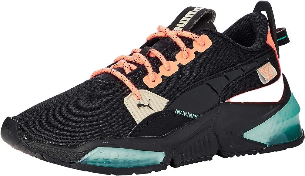 PUMA LQDCELL Optic FM WNS, Zapatillas de Running para Mujer, Negro ...