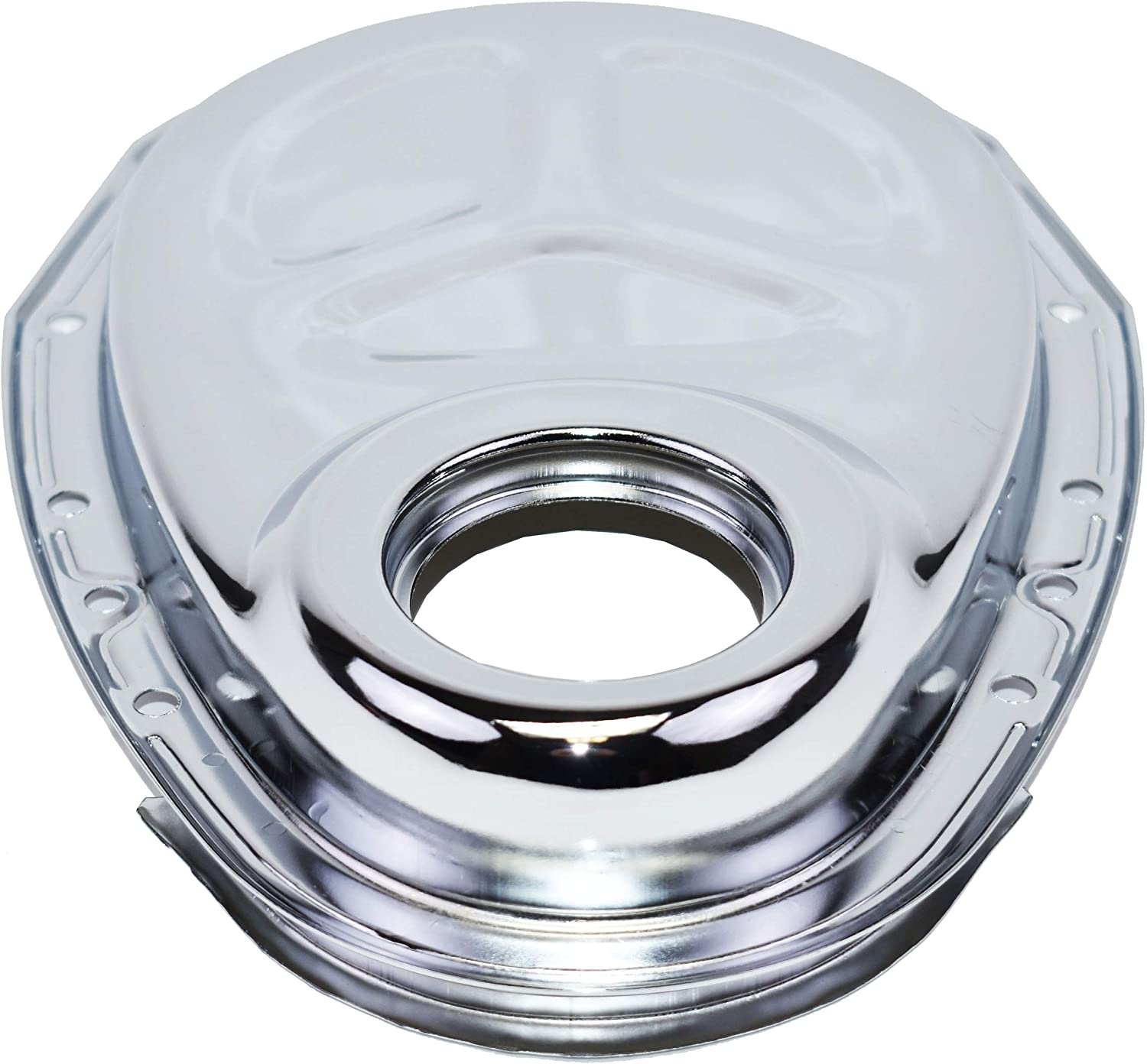 A-Team Performance Timing Cover Kit Compatible With V8 Small Block SBC Chevy/267 283 302 305 307 327 350 383 400