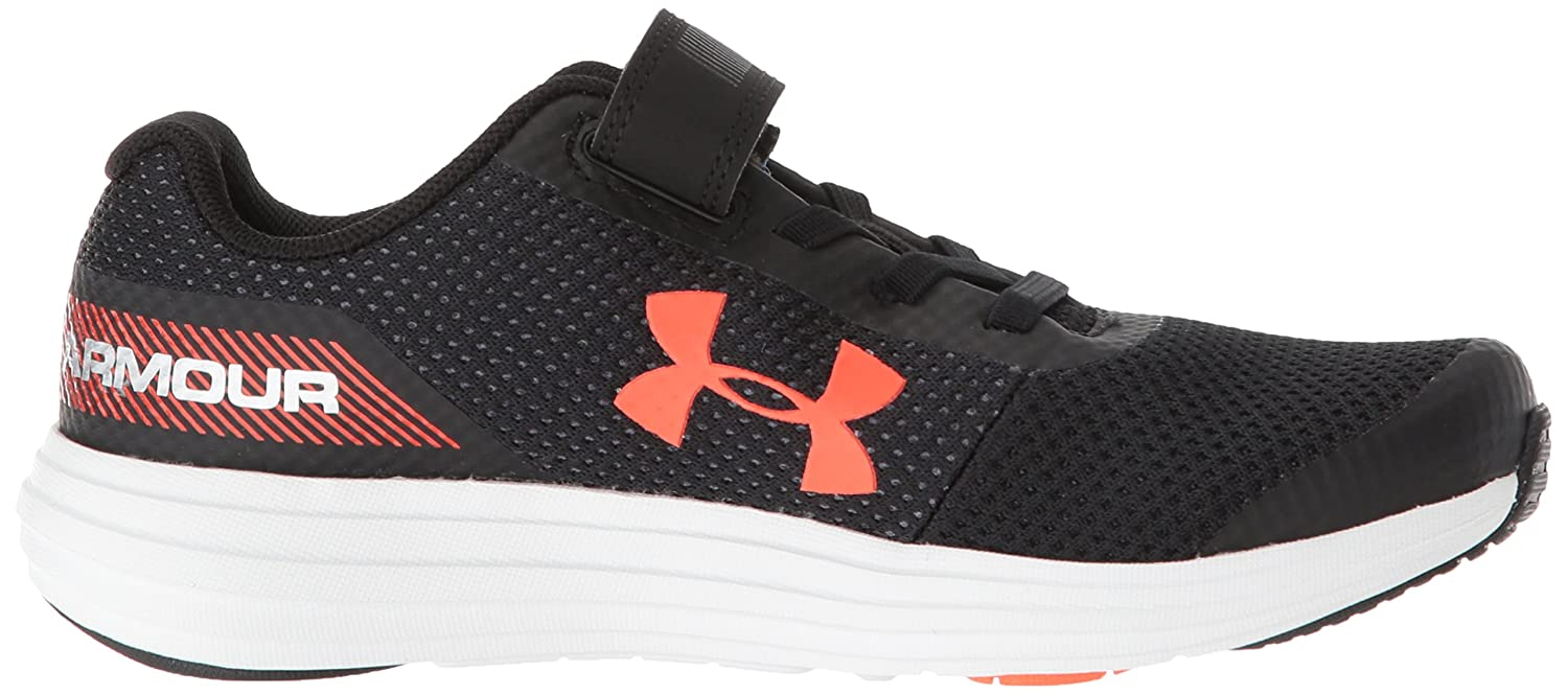 Under Armour Boys Pre School Surge Rn Alternate Closure Sneaker 3020485