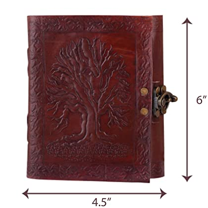 NICK   NICHE Christmas Gift Deal Journal Handmade Vintage Look Leather  Refillable Journal Notebook Thoughtful Gift f5443ee6f9159