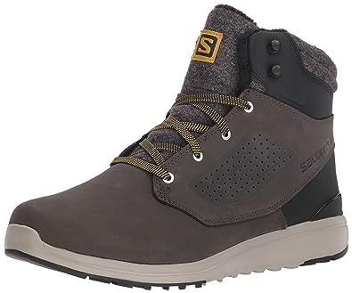 41564eefb7 Salomon Men s Utility Winter CS Waterproof Hiking Boot