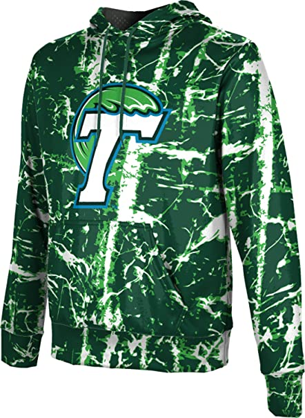 ProSphere Tulane University Girls Performance T-Shirt Distressed
