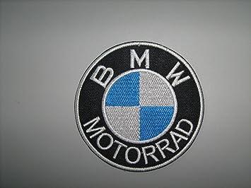 PATCH DE BRODERIE ,, BMW MOTORRAD TOPPA PATCH RICAMATO TERMOADESIVO DIAM.8  CM , 538e831eb42