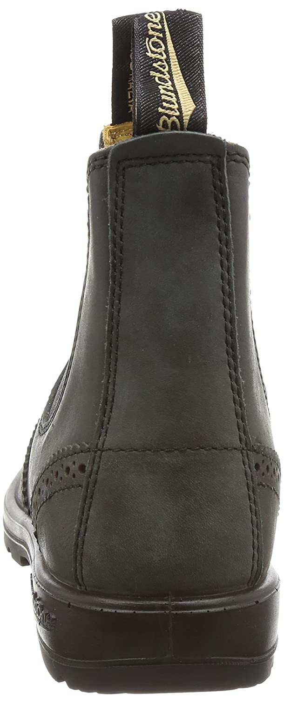 Blundstone 1472 Rustic Schwarz Black/Brogue Schwarz Rustic (Rustic Black/Brogue) b44345