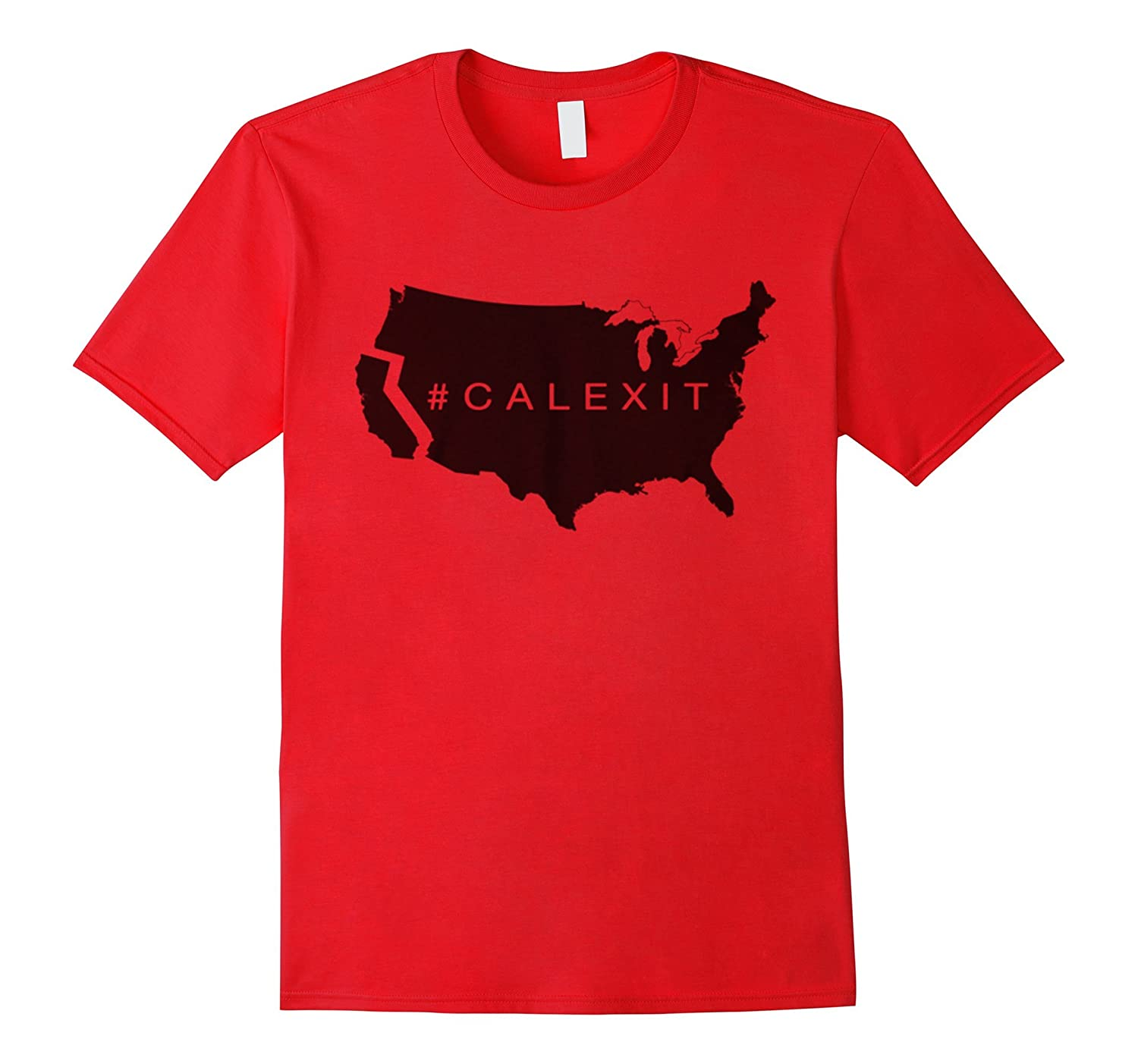#CALEXIT Great T-Shirt for California-CL