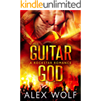 Guitar God: A Rockstar Romance book cover