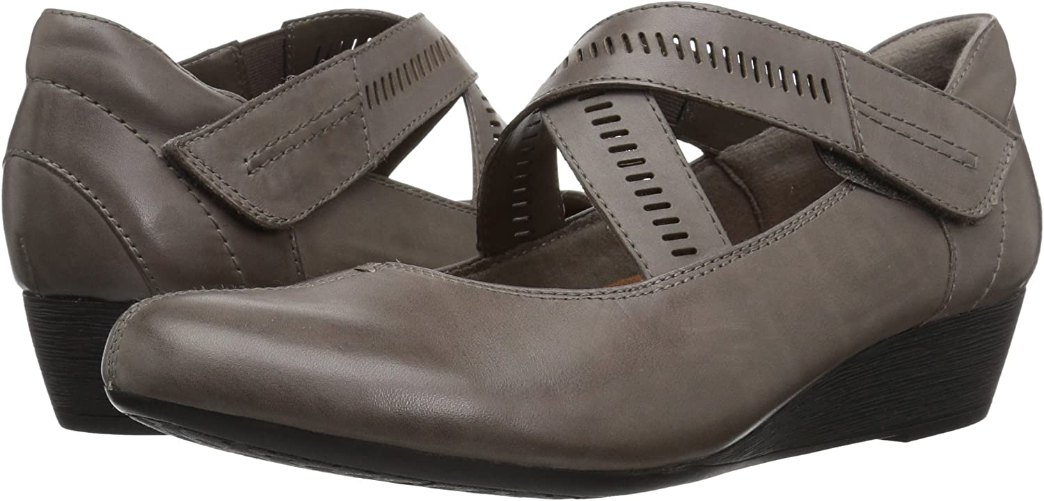 Rockport Womens Cobb Hill Janet Wedge Pump