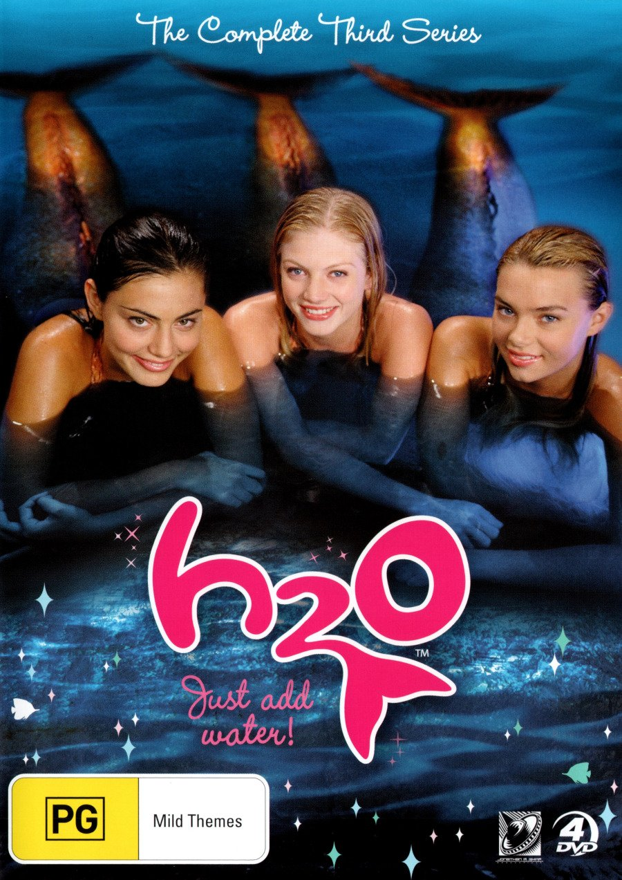 H2O Just Add Water: Complete Season 3 4 Dvd Edizione: Australia Italia: Amazon.es: H2o Just Add Water: Cine y Series TV