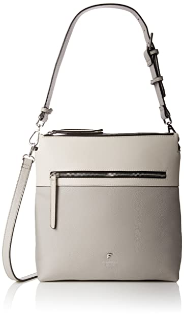 85e1c069db0d Fiorelli Women s Elliot Cross-Body Bag White (white Mix)  Amazon.co ...