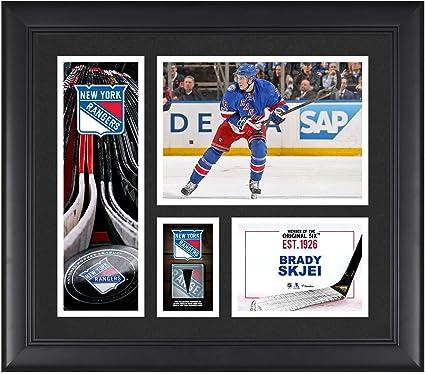 Amazon.com  Brady Skjei New York Rangers Framed 15