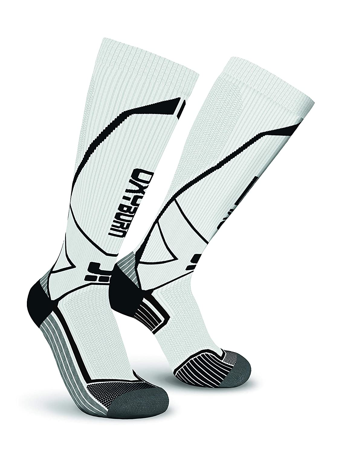 Oxyburn Kinder Run Evobright Knee High Energizer Compression Socken OXYBURN_1620