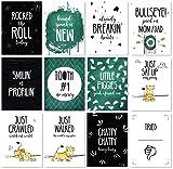 JumpOff Jo Baby Milestone Cards, Lionhearted