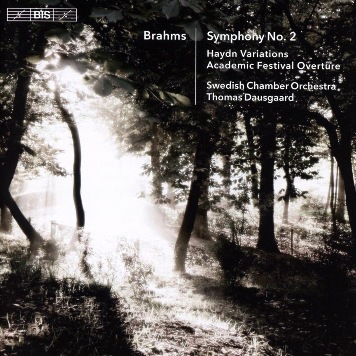 SACD : SWEDISH CHAMBER ORCHESTRA - Symphony 2 (Hybrid SACD)