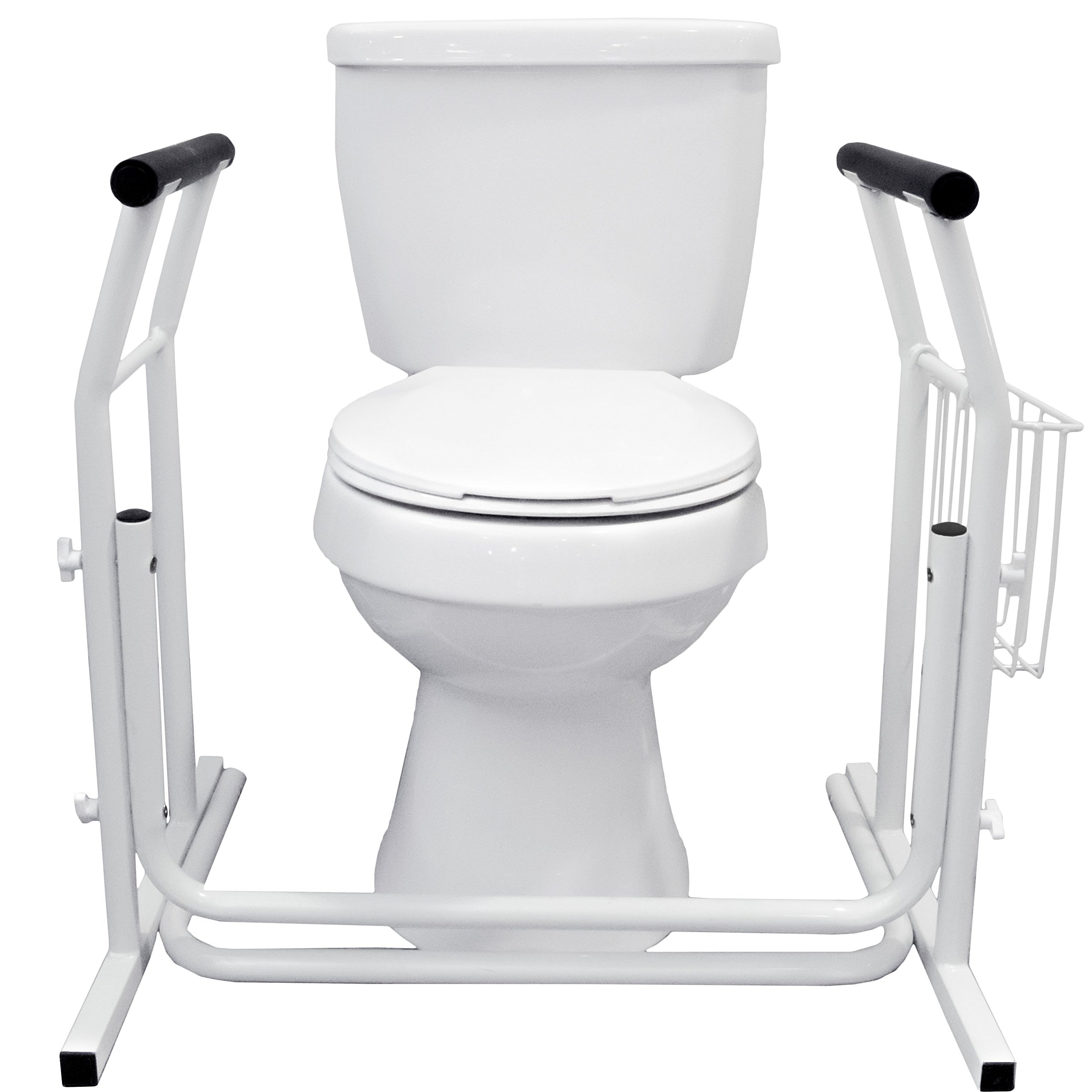 Vaunn Medical Elevated Raised Toilet Seat Amp Commode