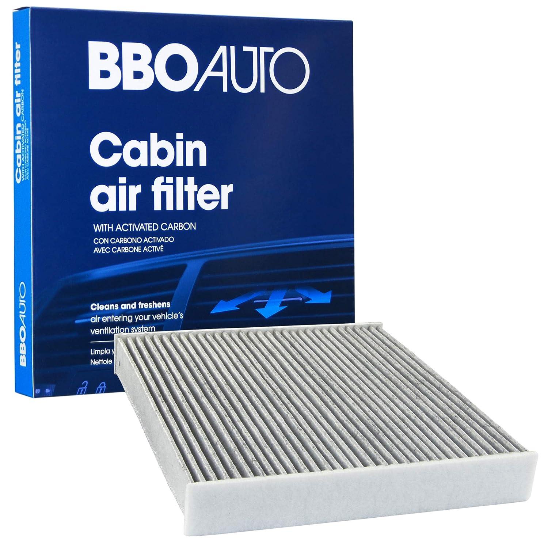 BBO AUTO BCF10285 Premium Cabin Air Filter with Active Carbon Media – Fits Toyota Corolla Camry Rav4 Highlander | Scion | Subaru (CF10285 REPLACEMENT) Big Blue Ocean Inc.