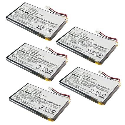 5pcs lector de eBook Li-Po recargable ebbk-prb6 para Sony PRS-600 ...