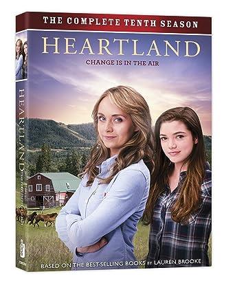 Amazon com: Heartland: Season 10: Amber Marshall, Graham