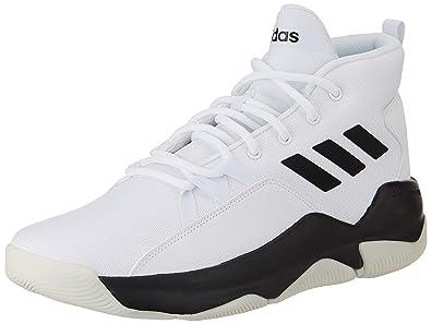 Adidas Streetfire, Zapatillas de Baloncesto para Hombre, Blanco ...