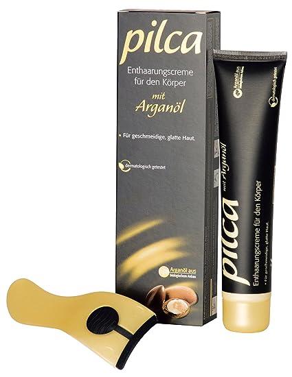 Pilca Crema depilatoria para el körpe con arganöl 75 ml