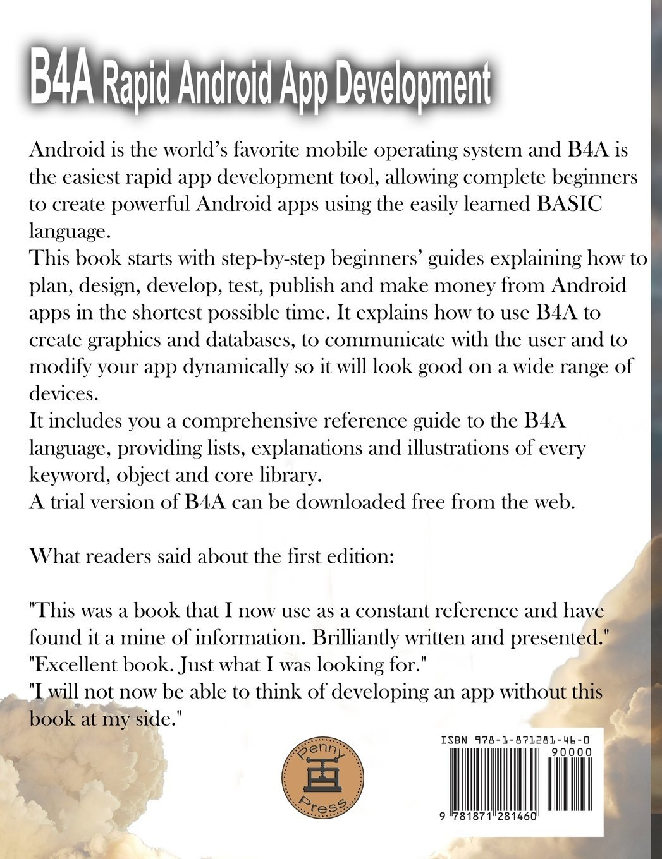 B4a: Rapid Android App Development Using Basic: Wyken