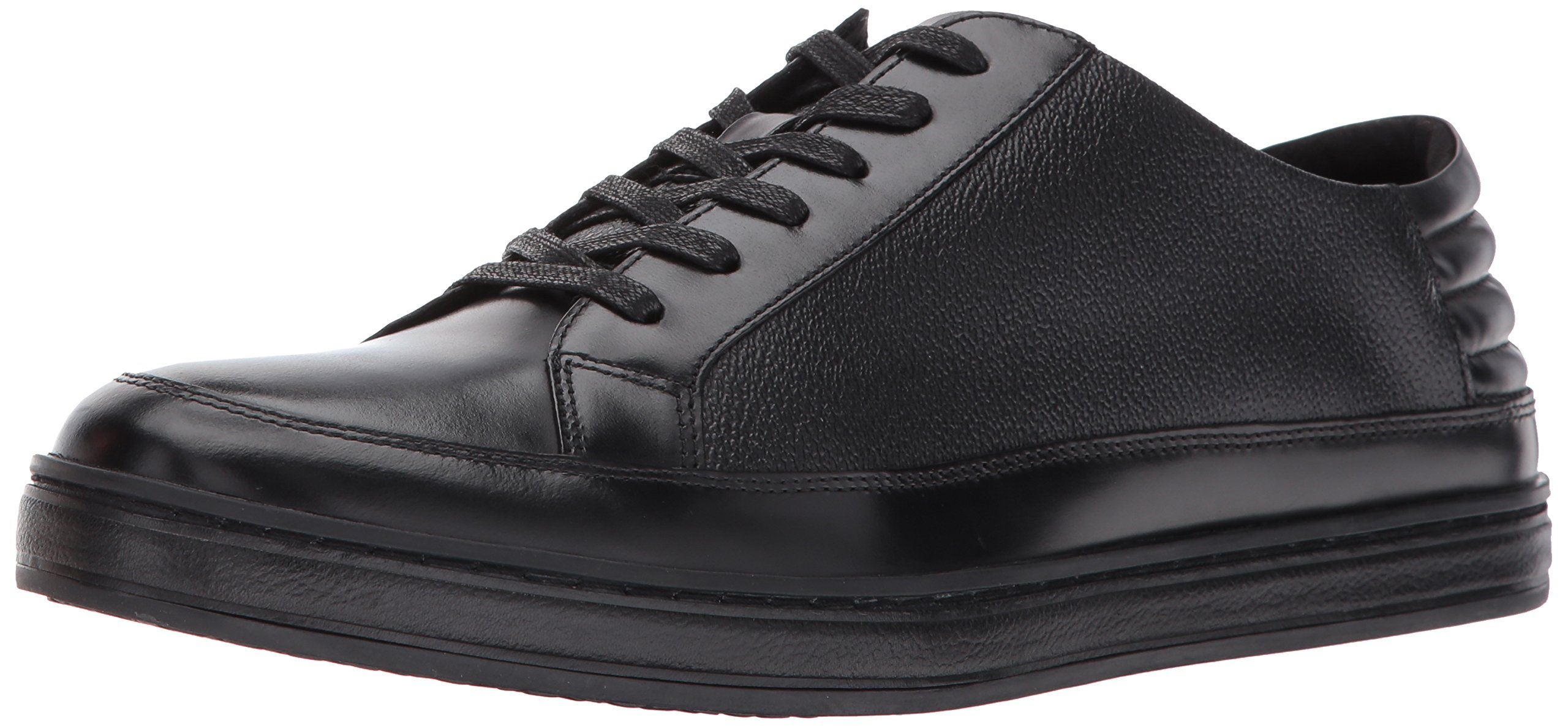Kenneth Cole New York Men's Brand Stand Fashion Sneaker, Black, 11 M US