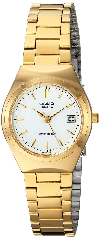 Amazon.com: Casio General Ladies Watches Metal Fashion LTP-1170N-7A: Casio: Watches