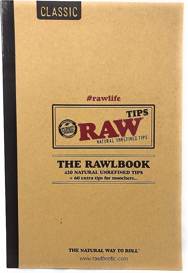 Amazon.com: hojas para enrollar RAW Clásico, 480 ...