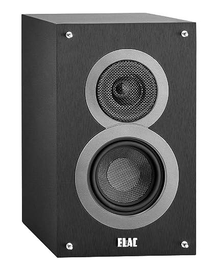 ELAC Debut B4 Bookshelf Speaker Black Pair