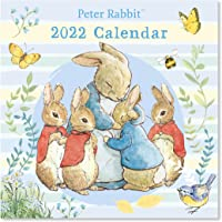 Robert Frederick - 29cm - Peter Konijn - 2022 Grote Vierkante Kalender, 22SQ01