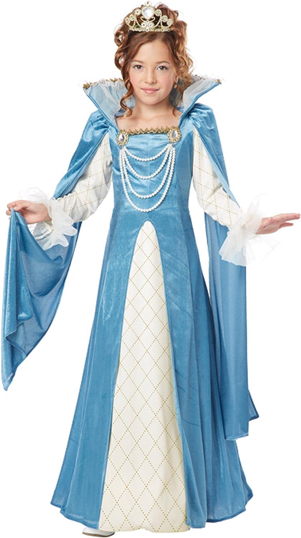 Girls Renaissance Queen Ranking Oakland Mall TOP9 Costume