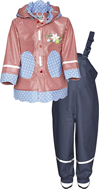 Playshoes Regenlatzhose Pantaloni Impermeabili Bimba