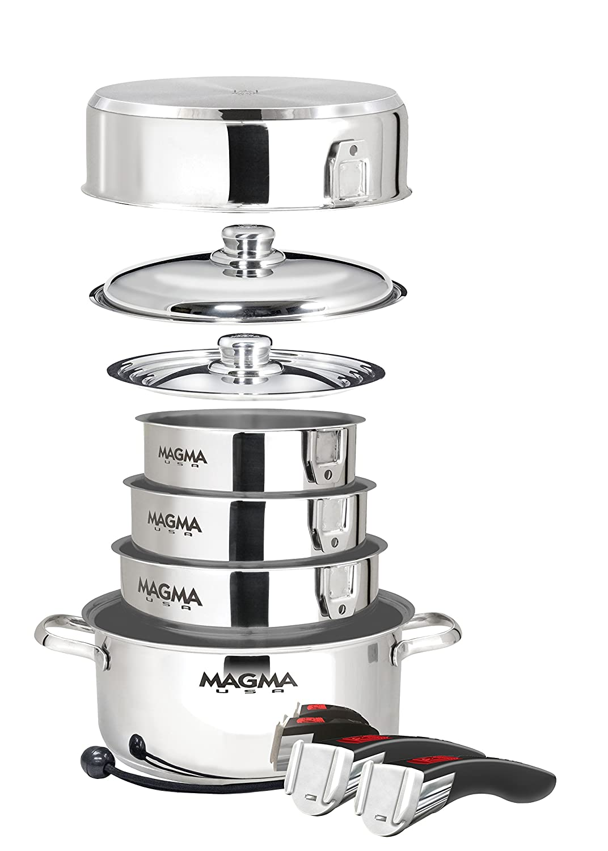 流行に  A10-366 Magma Magma 10-Piece Gourmet