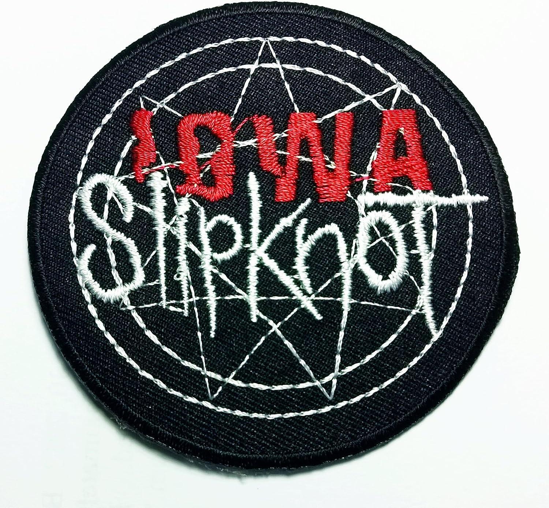 Slipknot IOWA parches Heavy Metal Nu Metal alternativa música ...