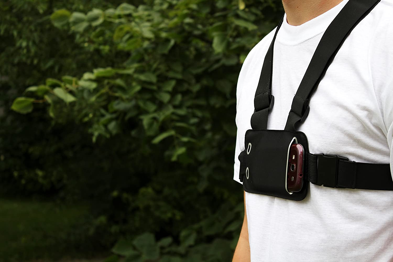 Designo Handy Brustgurt Verwenden Sie Ihr Handy Als Elektronik
