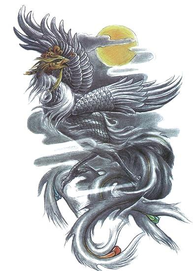 96e5aa8265479 Amazon.com: black phoenix large 8.25
